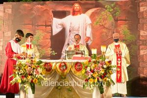 Easter Vigil mass celebrated at Valencia Church