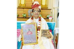 Diamond Birthday of Fr Roque D'Sa celebrated