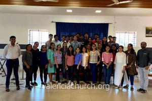 ICYM-YCS Youth Meet held