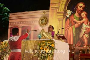 Year End Thanksgiving Mass held at Valencia